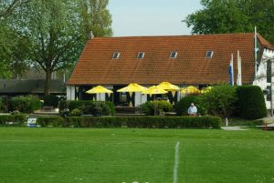 Golf Country Club Groen Geel
